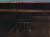 フォルテピアノグラフのペダル