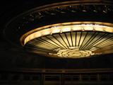 シャンゼリセ劇場天井