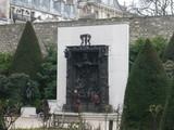 Rodin museum La porte d'enfer
