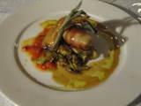 secondo piatto (quaglia) by my friend in Faenza