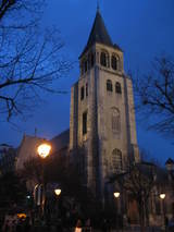 St-Germain des Pres Church